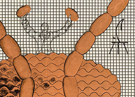 Vereins- oder Teilhabeobjekt 1967 Bruno Gironcoli (* 1936 Villach, + 2010 Wien) Sammlung Otto Mauer Leni Deinhardstein, Lisa Rastl, Dom Museum Wien