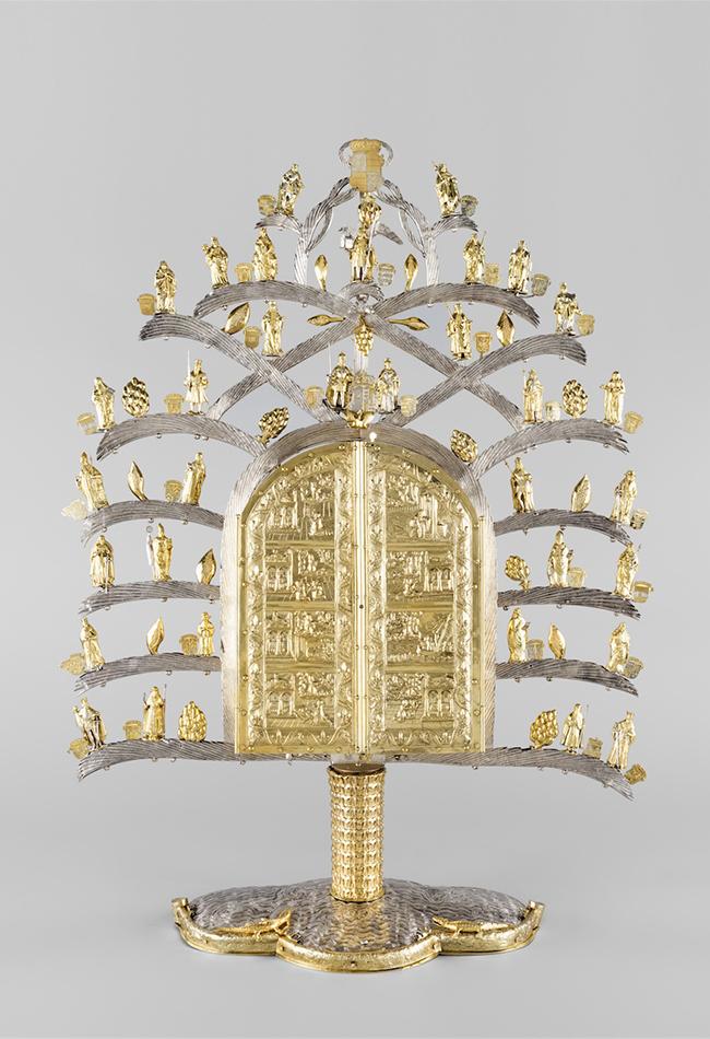 Reliquiar des heiligen Leopold 1588 Wien, Meister H. S. Diözesane Sammlung Leni Deinhardstein, Lisa Rastl, Dom Museum Wien