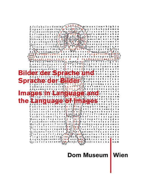 Buchcover: Bilder der Sprache und Sprache der Bilder