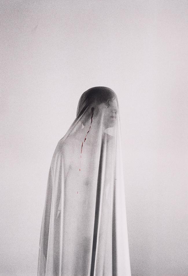 Renate Bertlmann, Maladies des Mystiques, 1984 Galerie Steinek © Bildrecht, Wien, 2018  Foto: Lena Deinhardstein