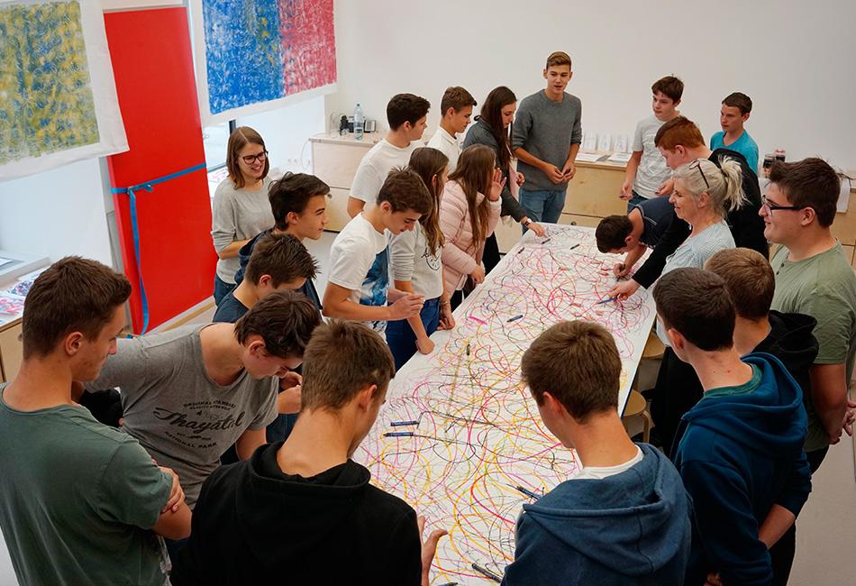 Dom Atelier.<br /> Foto: Raimund Pleschberger
