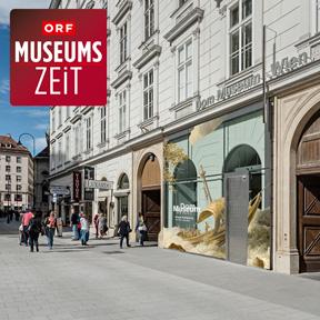 Die Fassade des Dom Museum Wien am Stephansplatz. Foto: Hertha Hurnaus
