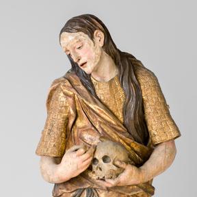 Maria Magdalena, um 1670. Dom Museum Wien Foto: Deinhardstein, Rastl
