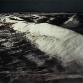 """Catrin Bolt, Donaulandschaft (Detail), aus der Serie """"Plastiklandschaften"""", 2016. Dom Museum Wien, Otto Mauer Contemporary. Bildrecht Wien, 2020. Foto: L. Deinhardstein"""